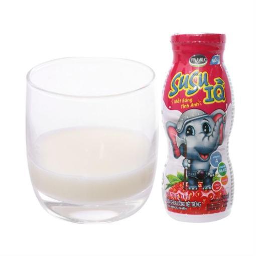 SuSu IQ Strawberry Flavor