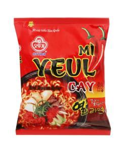 Yeul Spicy Ottogi Noodle