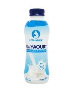 Yogurt Lothamilk With Sugar