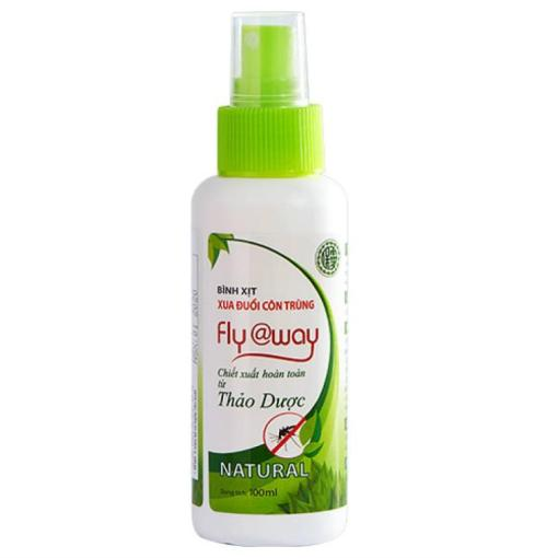 Spray anti-moustiques FLY AWAY 2