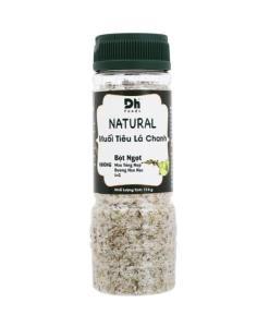 Natural Pepper Salt Lime Leaf