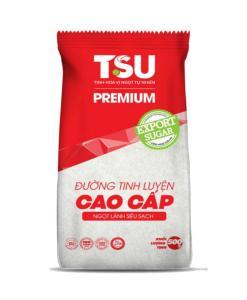 Sucre raffiné de qualité supérieure TSU