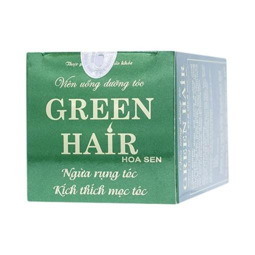 Hoa Sen Green Hair 60 gélules 3