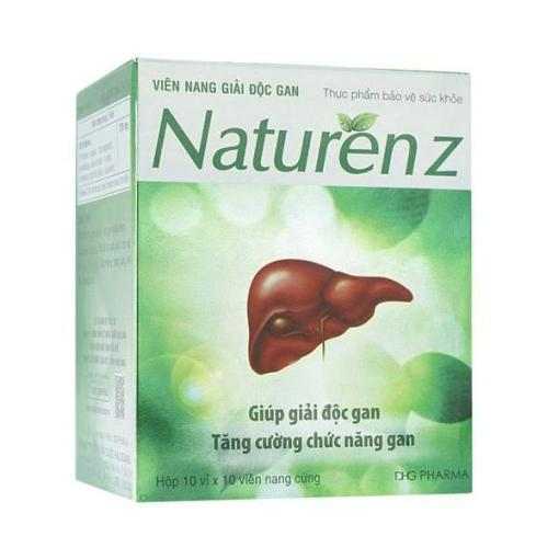 Oral Detoxifying Tablets Naturen Z 1