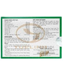 Tue Linh Liver Detoxifies Tea 2