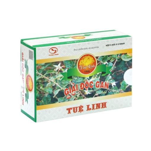 Tue Linh Liver Detoxifies Tea