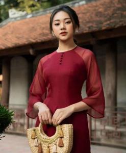 Robe moderne Ao dai