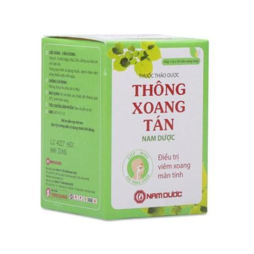 Sinusitis Relief Nam Duoc 1