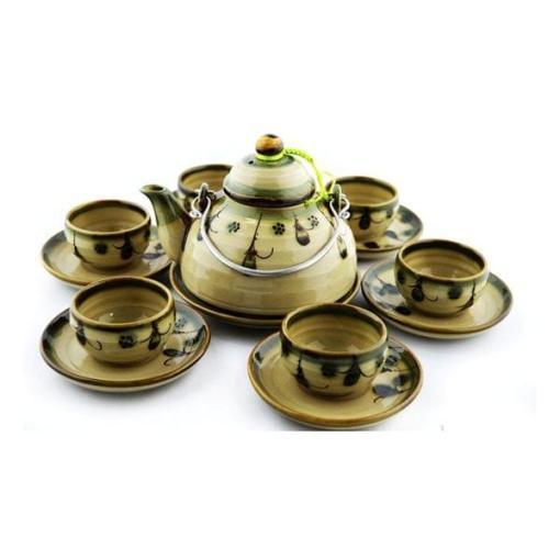 Vietnam Bat Trang Tea Set