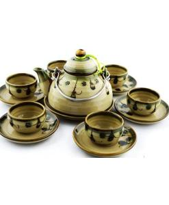 Vietnam Bat Trang Tea Set