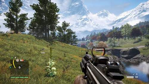Far Cry 4 PC Gameplay