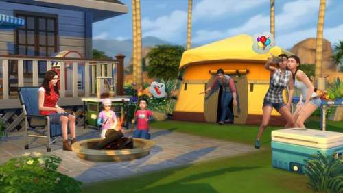 The Sims 4 Deluxe Edition Free Download PC Game
