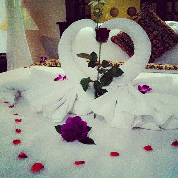 huwelijksreis naar Thailand