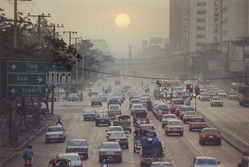Opnieuw veel smog in Noord-Thailand