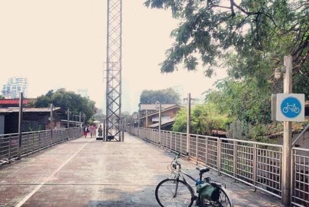 """""""Meer aandacht voor fietsen in Bangkok"""""""