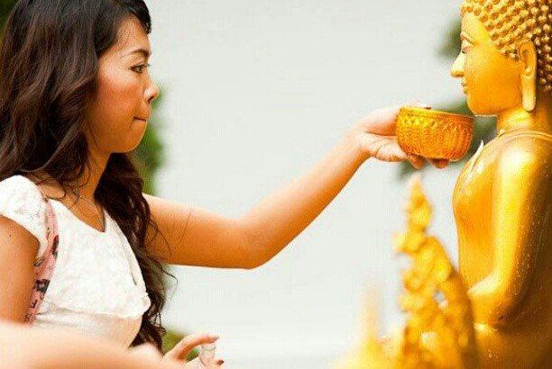 Songkran 2013 in Noord- en Noordoost Thailand