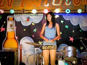 Karaokebar is de Go-Go bar van de Isaan