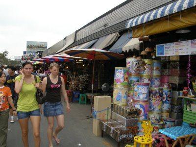 Pingelen in Thailand is leuk en levert veel op