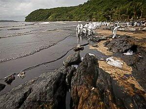 Olievlek voor Koh Samet bedreigt ook koraal