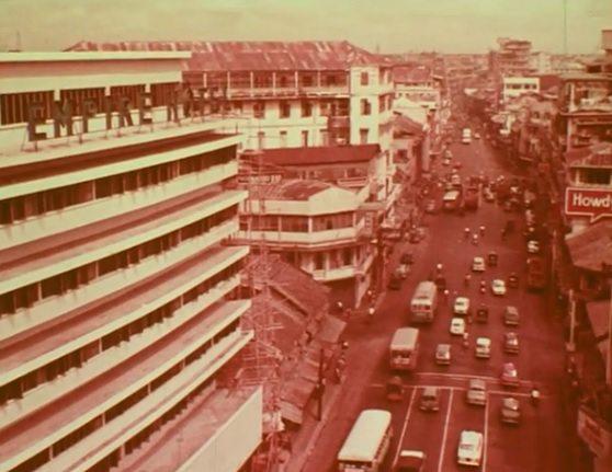 Bangkok 45 jaar geleden
