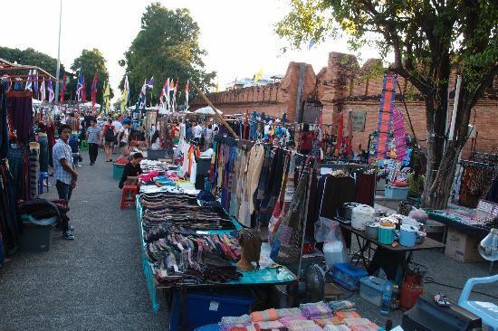 Top-10 beste straatmarkten in Thailand