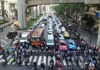 autorijden in bangkok