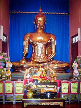 mooiste tempels van Bangkok