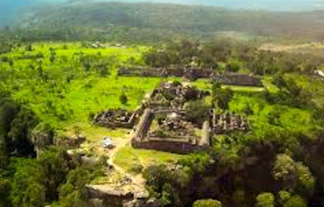 Alles rustig aan de Thaise/Cambodjaanse grens