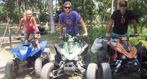 scooter huren in thailand