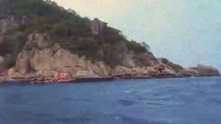 Good feel video over Thailand