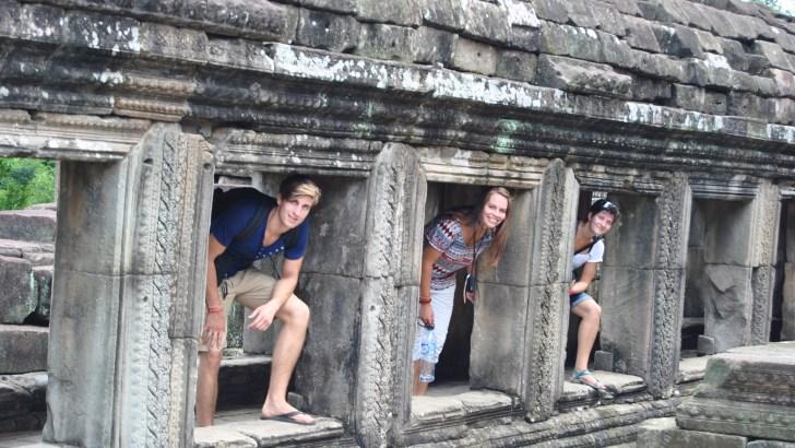 Je Thailand reis combineren met…