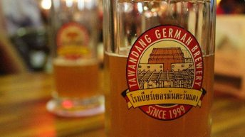 Tawandang German Brewery in Bangkok