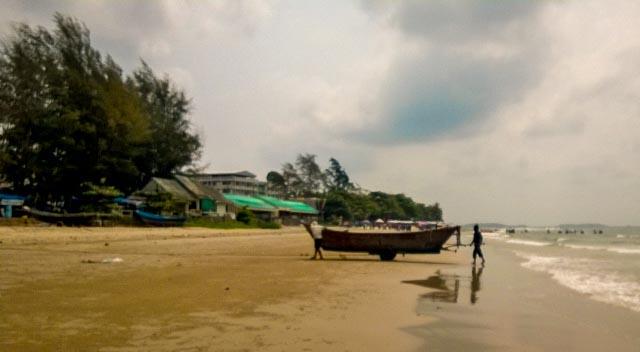 Laem Mae Phim, een stukje onontdekt Thailand