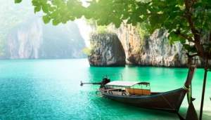 een maand in thailand