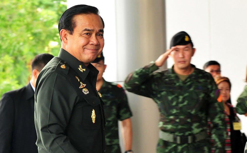Thaise junta scoort goed