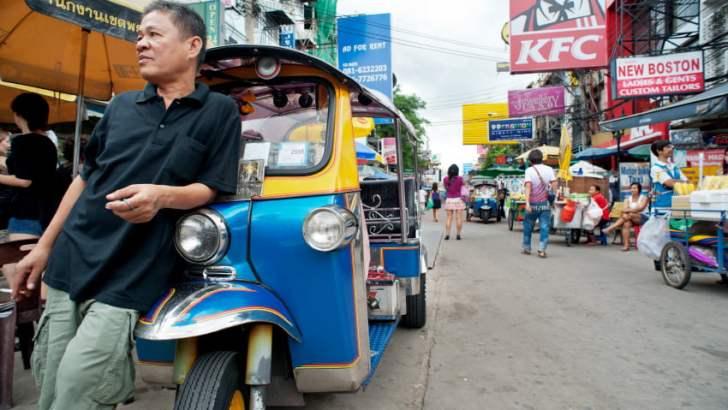 Top 5 van scams in Thailand die je kunt voorkomen