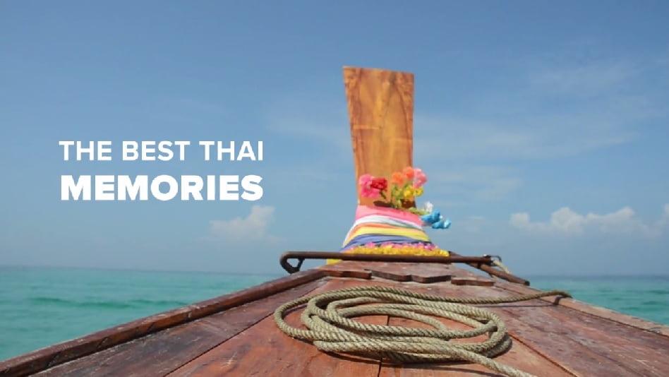 herinneringen aan thailand
