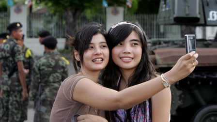 Thailand Only Selfie Contest