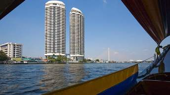 Chao Phraya River Tour in Bangkok