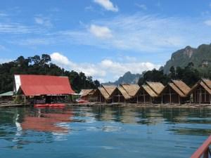 bijzondere overnachtingen in Thailand