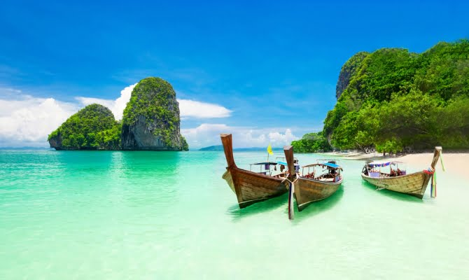 Krabi en omgeving (video)