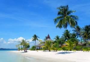 heerlijke Thaise eilanden