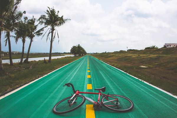 Thailand krijgt het langste fietspad van Azië