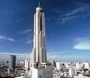 Фото baiyoke sky hotel