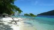 Koh Adang: een echt Bounty-eiland
