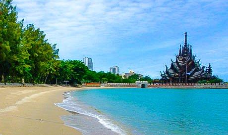 Wong Amat, het andere Pattaya