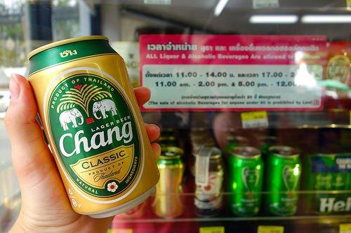 alcohol kopen in thailand