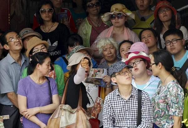 Thailand wil minder Chinezen