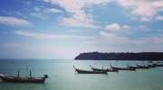 Het prachtige Rawai Beach op Phuket