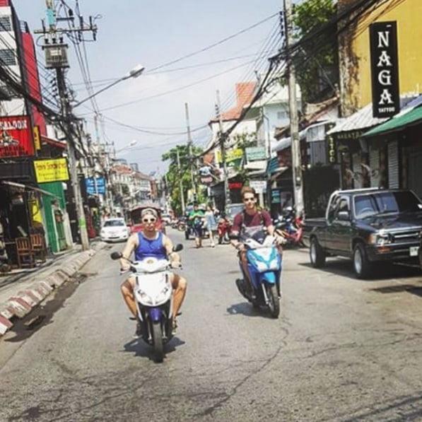 Thaise verkeersregels